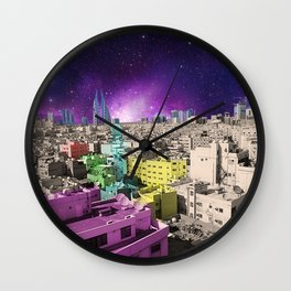 the old, the new, and the wierd Wall Clock