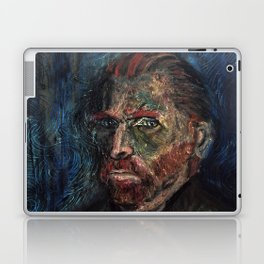 Vincent van Gogh (oil on canvas) Laptop & iPad Skin