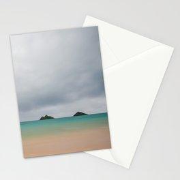Misty Morning Mokes  Stationery Cards