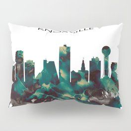Knoxville Skyline Pillow Sham