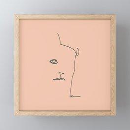 Margot Framed Mini Art Print