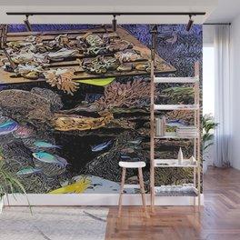 Underwater Hangout Wall Mural