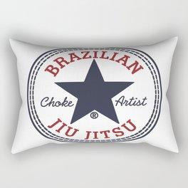 BJJ Choke Artist Rectangular Pillow