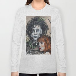 """Oh, Edward"" Long Sleeve T-shirt"