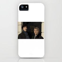 """221B"" iPhone Case"