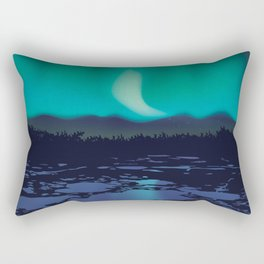 Wapusk National Park Poster Rectangular Pillow