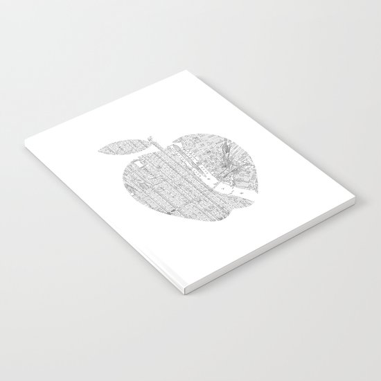 New York City big apple Poster black and white I Heart I Love NYC home decor bedroom wall art by themotivatedtype