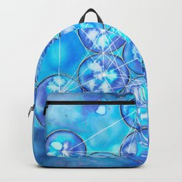 Evening's Metatron's Cube Backpack