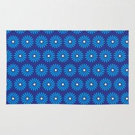 BlueFlowers Rug