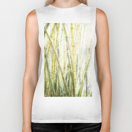 Bamboo Tapestry Biker Tank