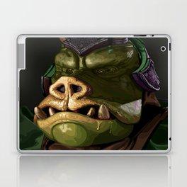 Jabba's Guard  Laptop & iPad Skin