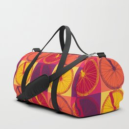 Wheels Duffle Bag