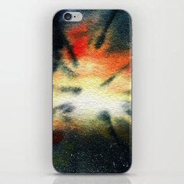 Void Concentrate iPhone Skin