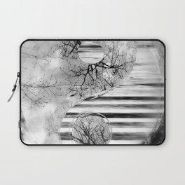 Yin Yang softness Laptop Sleeve