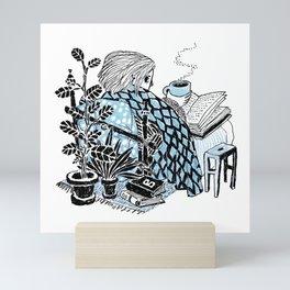 Cuppa Mini Art Print