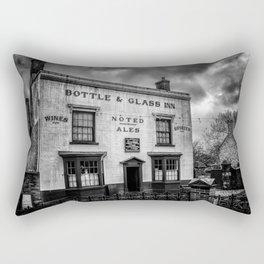 British Pub Rectangular Pillow