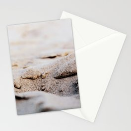 Calm Sand Stationery Cards