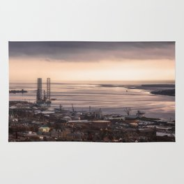 The Tay Estuary Rug