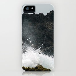 Waves x Conflict iPhone Case