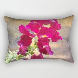 Snap dragon Rectangular Pillow