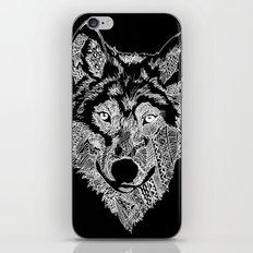 GeoWolf iPhone & iPod Skin