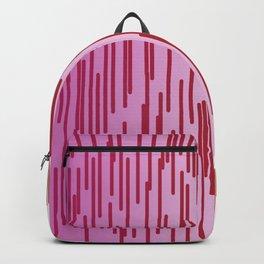 design lines sweet pinkdesign exotic wild lines Backpack