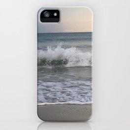 Crashing into you iPhone Case