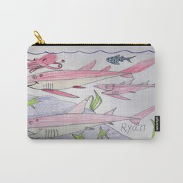 Octopus & Friends Carry-All Pouch