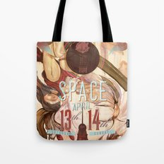space (2013) Tote Bag