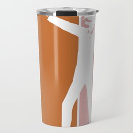Rusty Rose Revolution Travel Mug