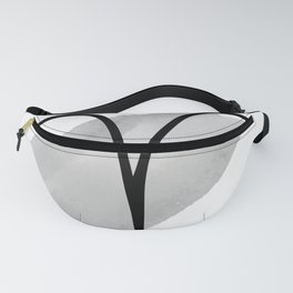 ARIES March 21 - April 20, The Ram, Symbols Horoscope And Astrology Line Signs, Zodiac Sign Fanny Pack