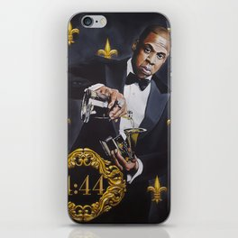 Jay-Z Black Opulence iPhone Skin