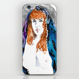 Queen Sof The Universe iPhone Skin
