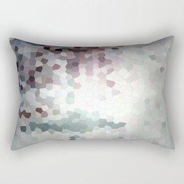 Hex Dust 3 Rectangular Pillow