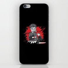 The Duck Passenger iPhone & iPod Skin