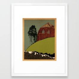 St. Vigeans  Framed Art Print