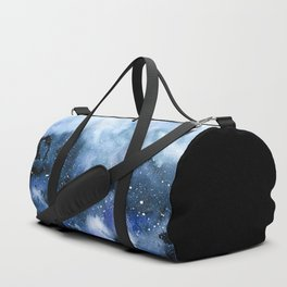 Oceanic Bloom Duffle Bag