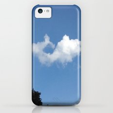 Whale Cloud iPhone 5c Slim Case