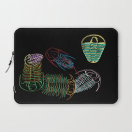 Cambrian Era Trilobites 2 Laptop Sleeve