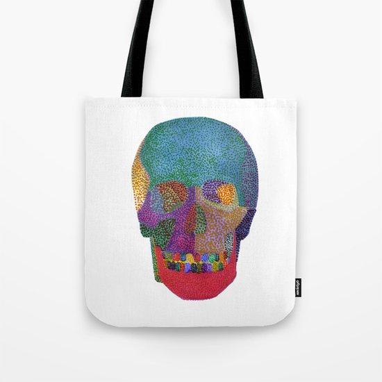 Memento color Tote Bag