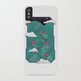 Valley iPhone Case
