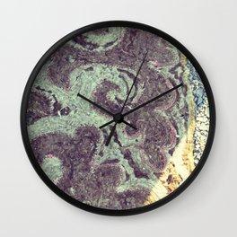 Felt Door Mat, Mongolia Wall Clock
