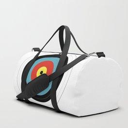 Bulls Eye Duffle Bag