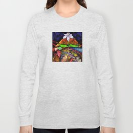 Temple of Life Long Sleeve T-shirt