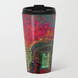The Crushing Weight of Defeat:  Divide Travel Mug