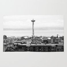 Dear Space Needle, I miss you. Rug