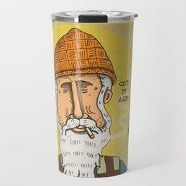 Saint Spyridon Travel Mug