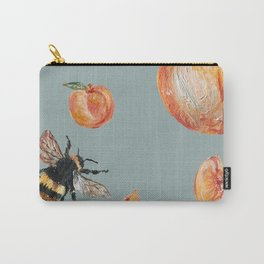 Peaches & Honey Carry-All Pouch