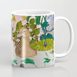 Duck and Lilly Coffee Mug
