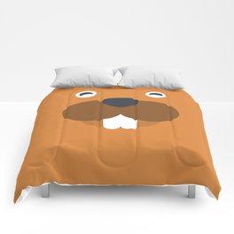 Sandy Squirrel Comforters